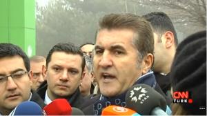 Şişli mayor Mustafa Sarıgül