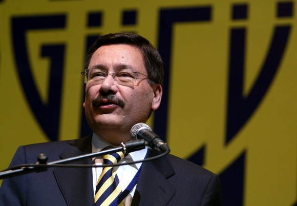 Melih Gökçek, Mayor of Ankara since 1994