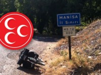 An MHP car crash – including Manisa?