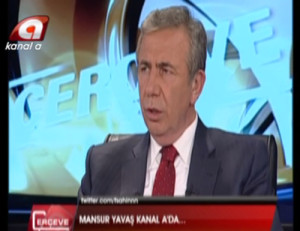 Mansur Yavaş, the CHP's candidate for Mayor of Ankara