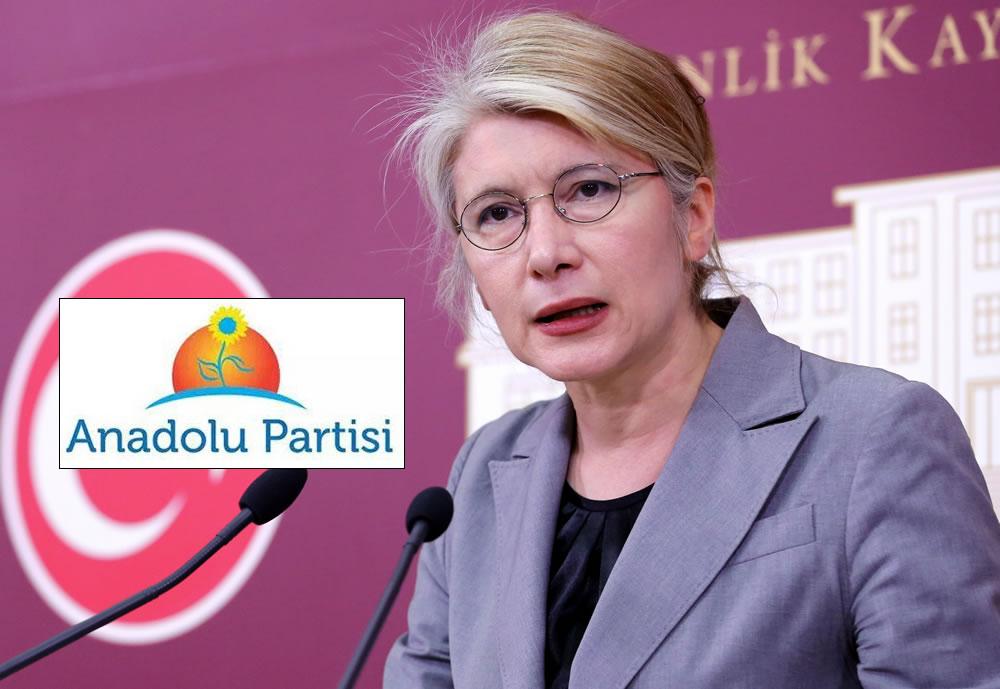 Emine Ülker Tarhan Anadolu Partisi