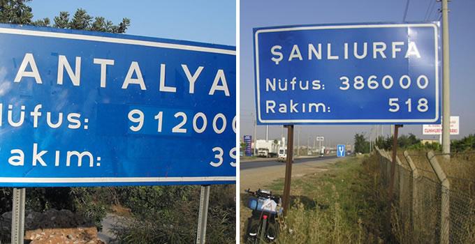 Antalya Urfa