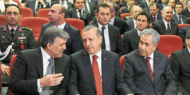 Gül Erdoğan Arınç