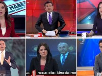What is the news like on Turkish TV?
