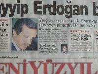 'Tayyip Erdoğan is finished'