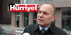 Hürriyet's editor: gone in mere minutes
