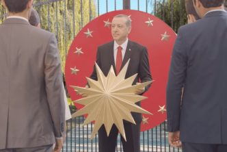 Recep Tayyip Erdoğan is in his second term as president