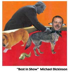 Best in Show: Michael Dickinson