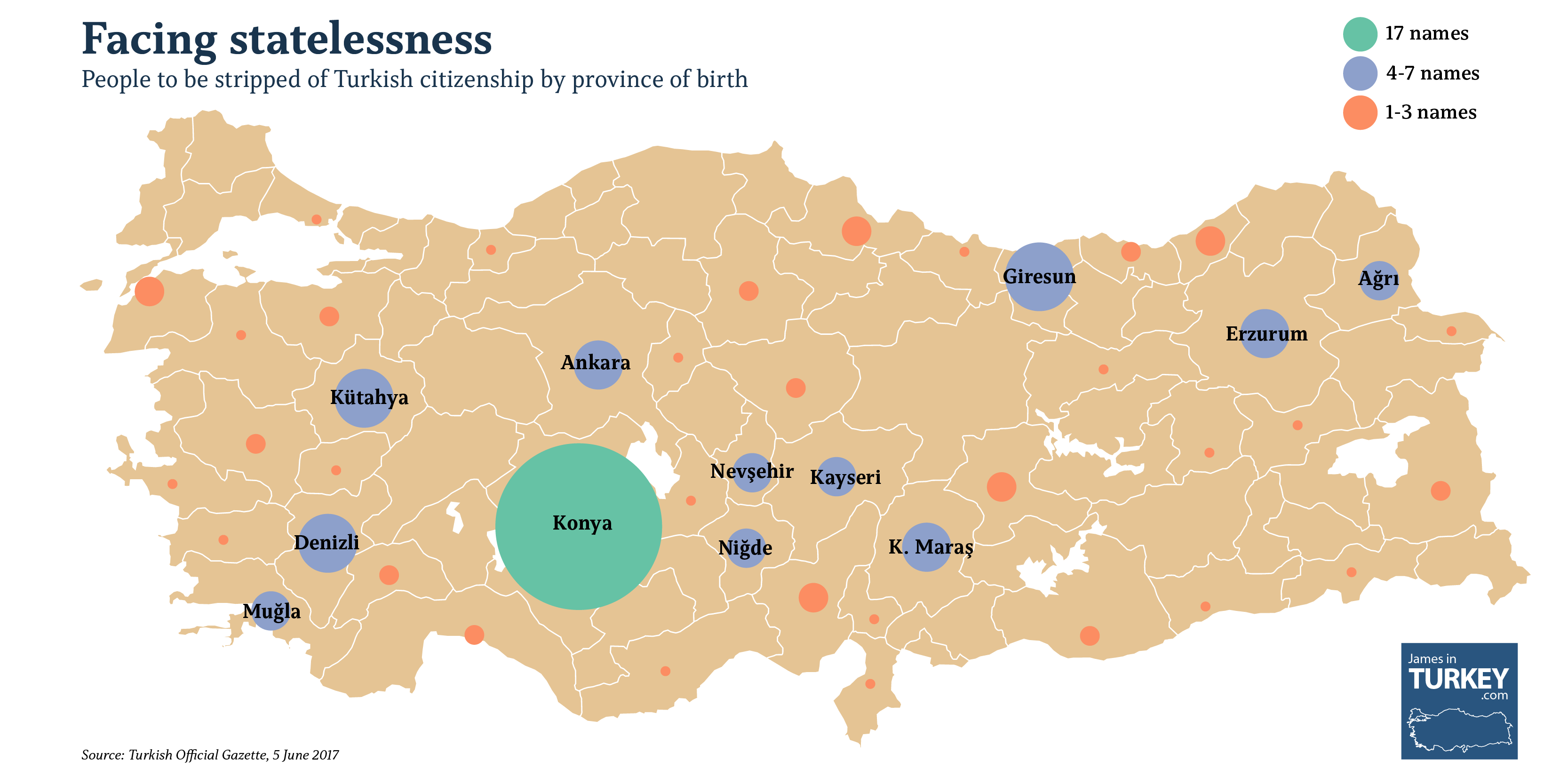 Facing statelessness map-01 | James in Turkey